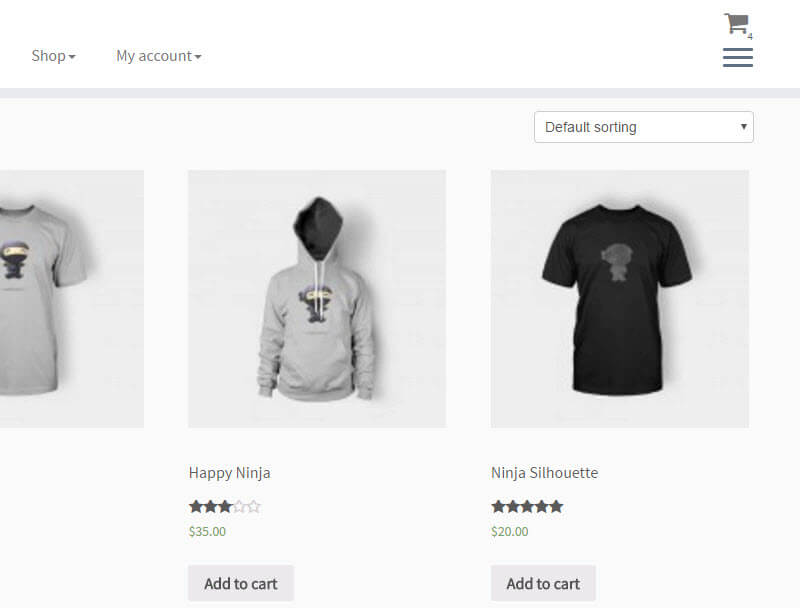 Customizr Pro theme feature woocommerce-ready