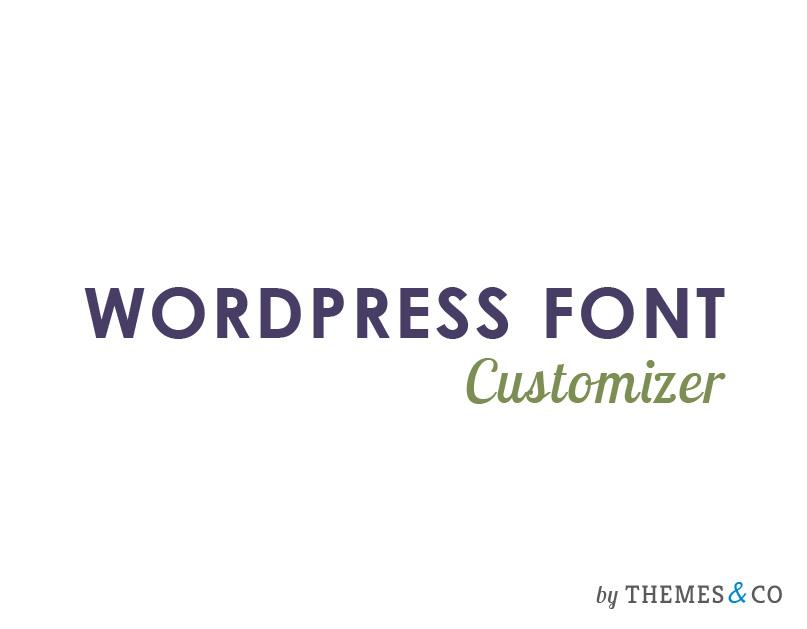 how to add custom font to wordpress
